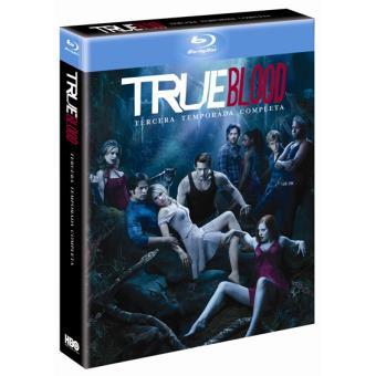True Blood - Temporada 3 - Blu-Ray