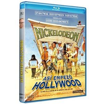 Así empezó Hollywood - Blu-Ray