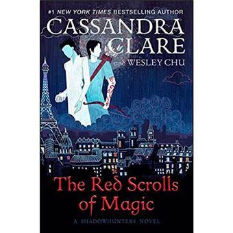 Resultado de imagen de the red scrolls of magic