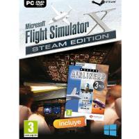 Microsoft FSX: Flight Simulator X (DVD) + Modern Airlines PC