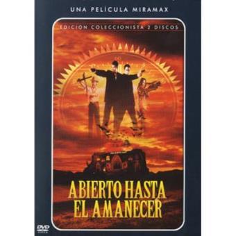 Abierto hasta el amanecer Ed Especial - DVD