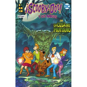 Scooby-Doo y sus amigos núm. 27