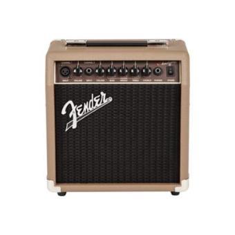Amplificador guitarra Fender Acoustasonic 15 W