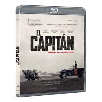 El capitán - Blu-Ray