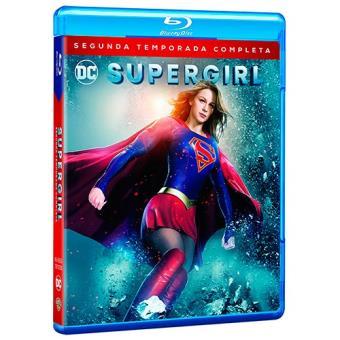 Supergirl  Temporada 2 - Blu-Ray