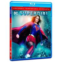 Supergirl - Temporada 2 - Blu-Ray