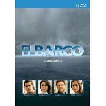 El barco  Temporadas 1 a 3 - Blu-Ray
