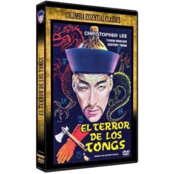 El terror de los Tongs - DVD