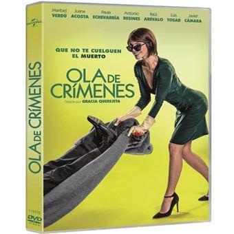 Ola de crímenes - DVD