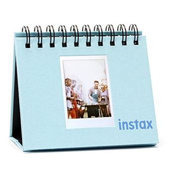 Álbum Fujifilm Instax Twin Mini Flip Azul Hielo