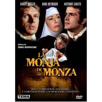 El monje de monza - DVD