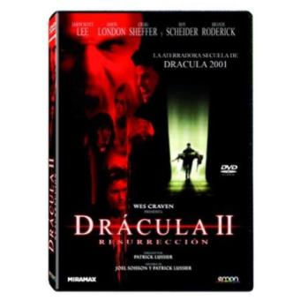 Drácula II Resurrección - DVD