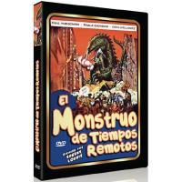 El monstruo de tiempos remotos - DVD