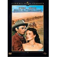 Asalto al Fuerte Clark - DVD