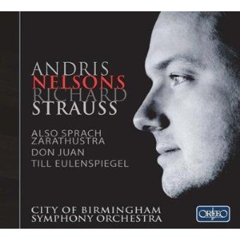 Strauss: Also Sprach Zarathustra Op. 30, Don Juan Op.20, Till Eulenspiegels Lustige Streiche Op. 28