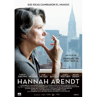 Hannah Arendt - Blu-Ray