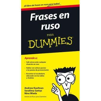 Frases en ruso para dummies