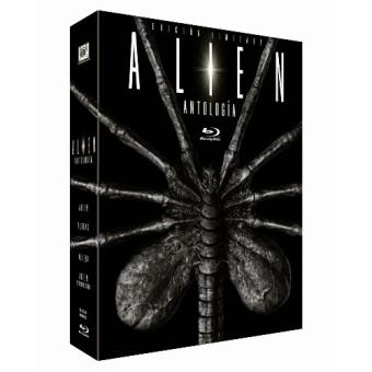 Pack Alien: Quadrilogy - Edición limitada - Blu-Ray