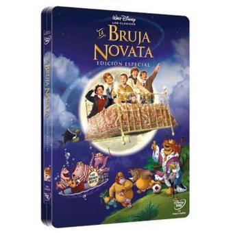 La bruja novata Ed Especial - DVD