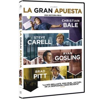 La gran apuesta (2015) - DVD