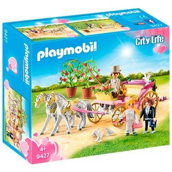 Playmobil City Life Carruaje nupcial