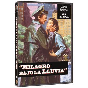 Milagro bajo la lluvia - DVD
