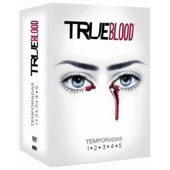 Pack True Blood (Temporadas 1 a 5) - DVD