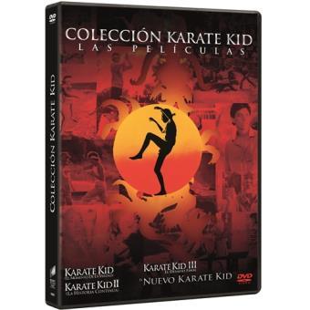 Pack Karate Kid (4 películas) - DVD