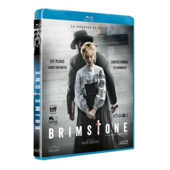 Brimstone. La hija del predicador - Blu-Ray