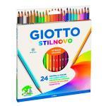Estuche de lápices Giotto Stilnovo 24 unidades