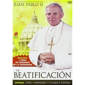 Juan Pablo Ii: La Beatificacion - DVD