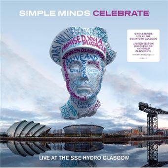 Celebrate. Live At The SSE Hydro Glasgow - Vinilo