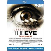 The Eye - Visiones - Blu-Ray + DVD
