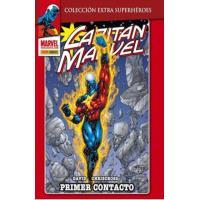 Capitán Marvel 1. Primer contacto. Colección Extra Superhéroes