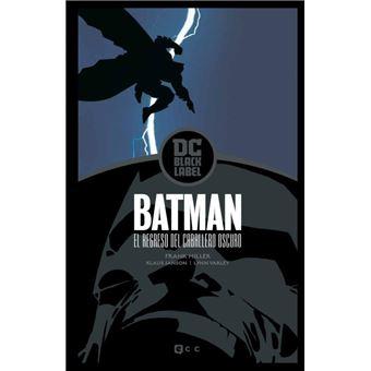 Batman: El regreso del Caballero Oscuro ; Edición DC Black Label