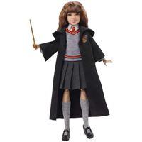 Muñeca Mattel FYM51 - Harry Potter Hermione Granger