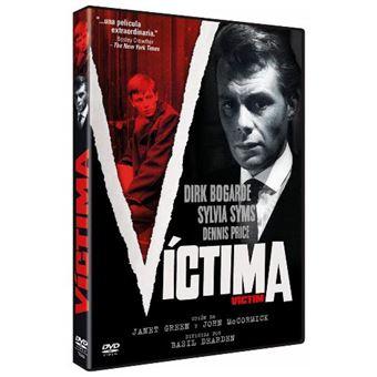 Víctima - DVD