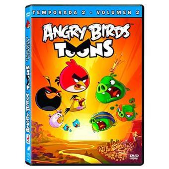Angry Birds - Temporada 2 vol. 2 - DVD