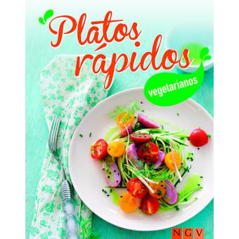Platos rápidos vegetarianos