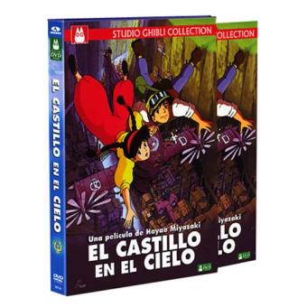 El castillo en el cielo - DVD