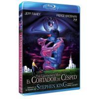 El cortador de cesped - Blu-Ray