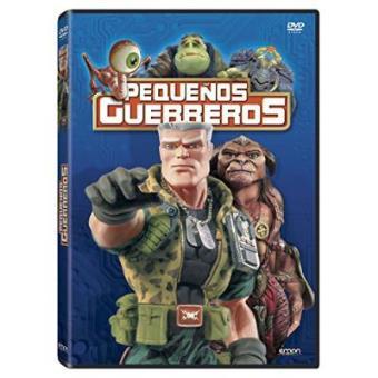 Pequeños guerreros - DVD