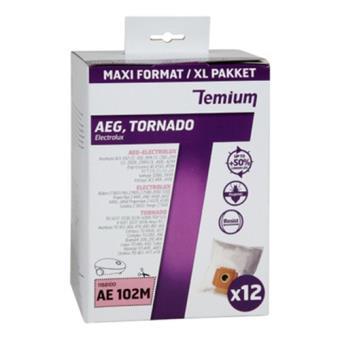 Bolsa para aspirador Temium AE102M