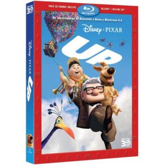 UP - Blu-Ray 3D + 2D