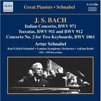 Great pianists:schnabel..