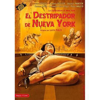 El destripador de Nueva York - DVD