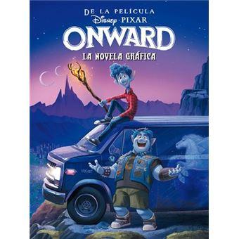 Onward. La novela gráfica