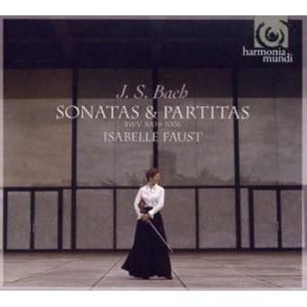 Sonatas y partitas