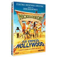 Así empezó Hollywood - DVD