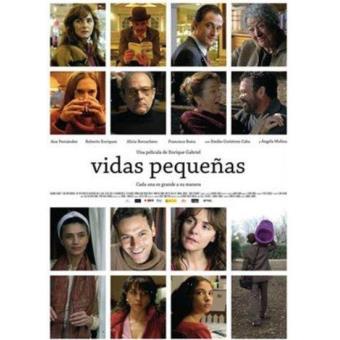 Vidas pequeñas - DVD